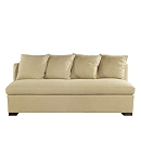 Brooks Sectional - Armless Sofa