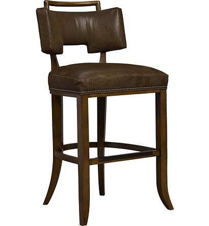 saint giorgio bar stool with handle from the david phoenix