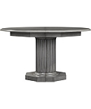 Eden Roc Dining Table Top & Base