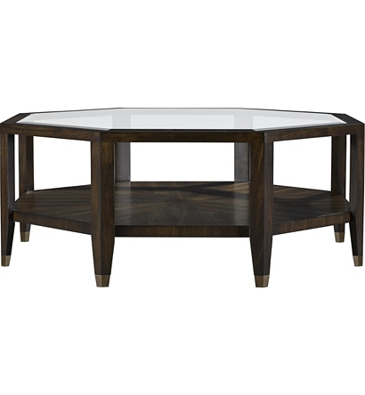 Magnificent Raffles Cocktail Table From The David Phoenix Collection By Machost Co Dining Chair Design Ideas Machostcouk