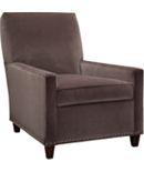 Silhouettes Narrow Square Arm Chair