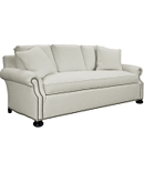 Silhouettes Slope Panel Arm Sofa