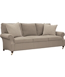Silhouettes Made To Measure Slope Arm Sofa