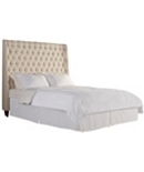 Hattie Tufted Headboard (Queen)