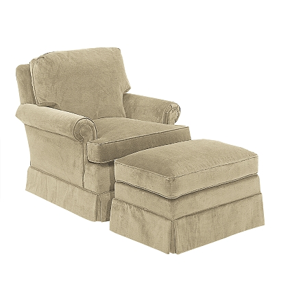 Suffolk Chair From The Upholstery Collection By Hickory