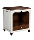Eleanor Upholstered Side Table
