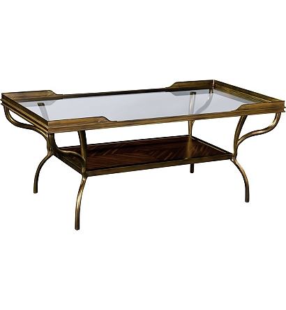 Awesome Betty Coffee Table From The Midtown Collection By Hickory Machost Co Dining Chair Design Ideas Machostcouk