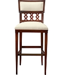 Ilsa Bar Stool (Figure-Eight Panel)