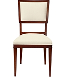 Ilsa Side Chair with Open Panel