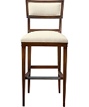 Ilsa Bar Stool (Open Panel)