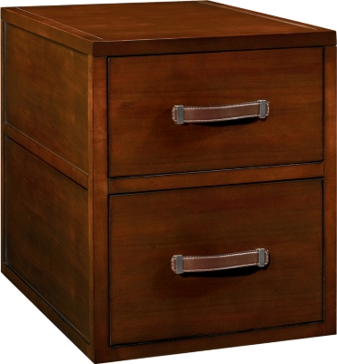 Superb Harrison Two Drawer Cabinet With Single File Drawer