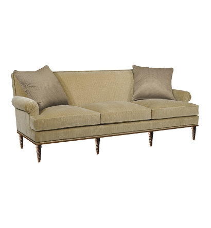 Carter Sofa From The Midtown Collection By Hickory Chair Furniture Co