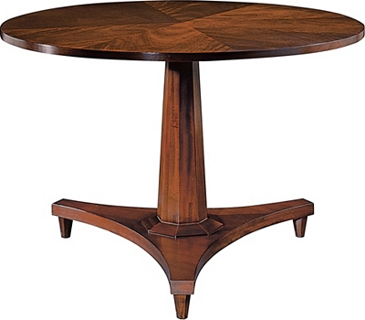 Turner Center Table from the Midtown collection by Hickory Chair