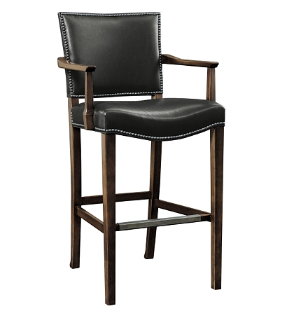 Magnificent Madigan Bar Stool From The Archive Collection By Hickory Alphanode Cool Chair Designs And Ideas Alphanodeonline