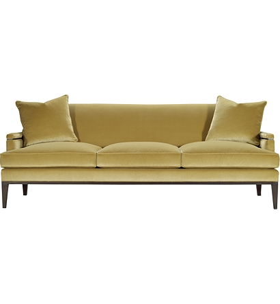 Alexander Tight Back Sofa From The Winterthur Estate