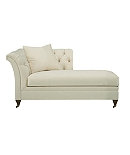 Marquette Tufted Right-Arm Facing Chaise