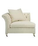Marquette Tufted Corner Chair