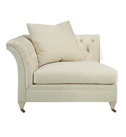 marquette tufted corner chair from the hartwood collection by