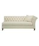 Marquette Made To Measure Tufted Right-Arm Facing Sofa