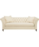 Marquette Made To Measure Tufted Left-Arm Facing Corner Sofa