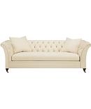 Marquette Made To Measure Tufted Left-Arm Facing Corner Sofa