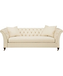 Marquette Made To Measure Tufted Right-Arm Facing Corner Sofa
