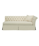 Marquette Made To Measure Tufted Dressmaker Right-Arm Facing Sofa
