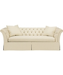 Marquette Made To Measure Tufted Dressmaker Right-Arm Facing Corner Sofa