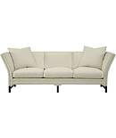 Pershing Sofa with Loose Pillow Back