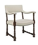 Blackstone Arm Chair - Walnut