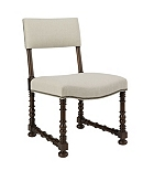 Blackstone Side Chair - Walnut