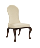Lemont Side Chair with Exposed Legs