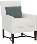 Box Back Bergere Chair