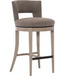 Axis Swivel Bar Stool