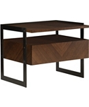 Barstock Side Table