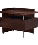 Stasis Santos Rosewood Left Side Table