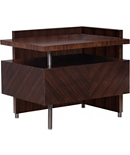 Stasis Santos Rosewood Right Side Table