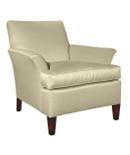 Flared Arm Chair