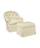 Holly Skirted Chair