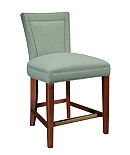 Flare Back Counter Stool