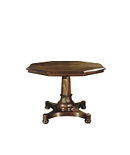 Center Hall Table Top & Base