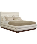 Chamber Bed with Low Footboard (King)