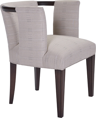 Milton Pull Up Chair From The Mariette Himes Gomez