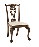 Connecticut Ball and Claw Side Chair