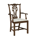 Rhode Island Chippendale Arm Chair