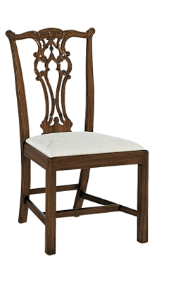 Rhode Island Chippendale Side Chair from the James River