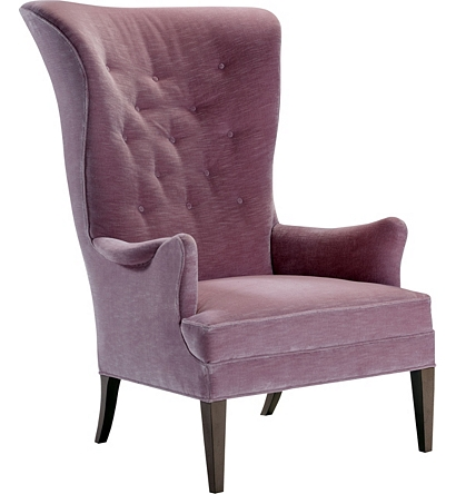 bird wing chair from the hable for hickory chair collection by