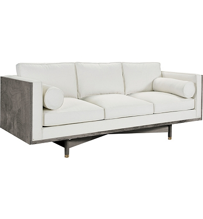 Superb Frankie Sofa From The Hable For Hickory Chair Collection By Machost Co Dining Chair Design Ideas Machostcouk