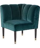 Inga Banquette Corner Chair