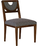 Half Moon Dining Side Chair